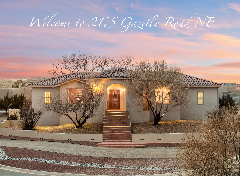 2175 GAZELLE Road NE, Rio Rancho, NM 87124 - Rio Rancho, NM real estate listing