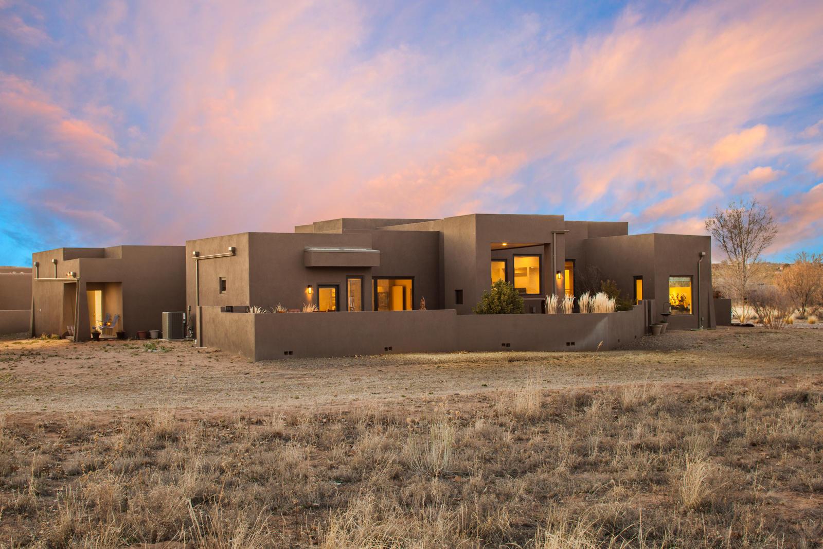 105 MESA VISTA Road, Corrales, NM 87048 - Corrales, NM real estate listing