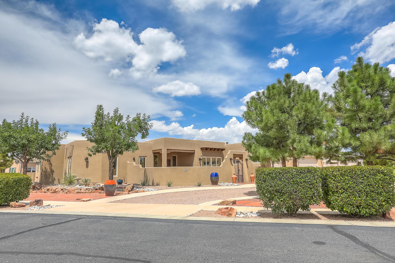 400 LAGUNA SECA Lane NW Property Photo - Albuquerque, NM real estate listing