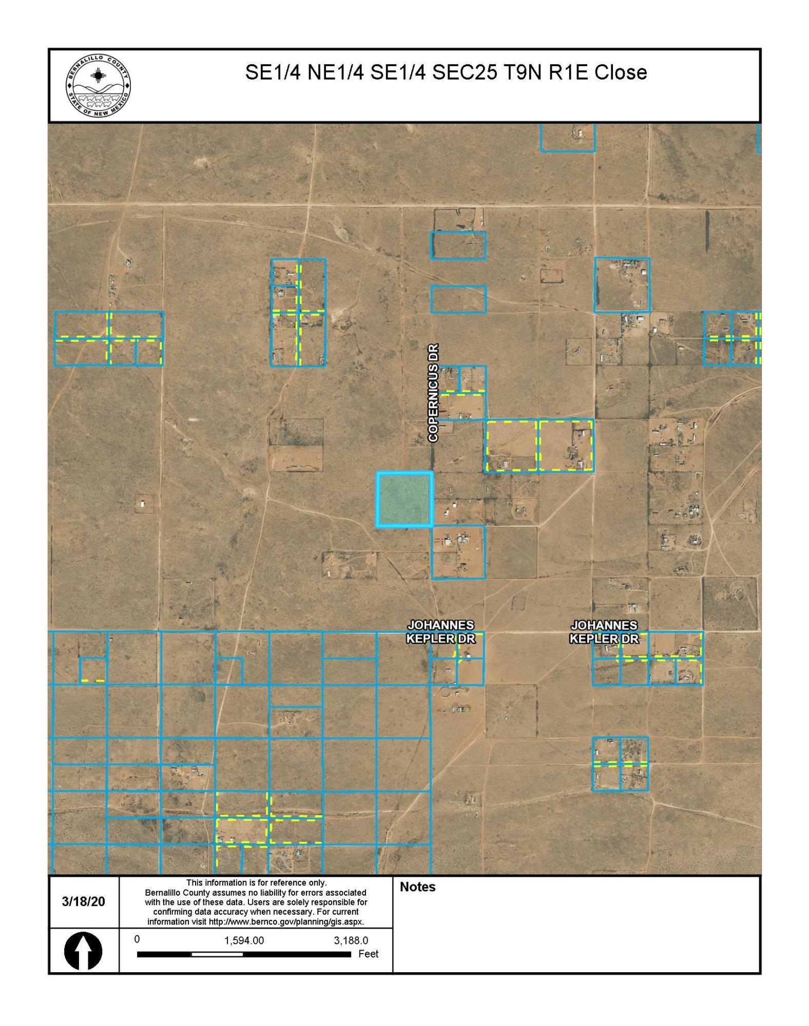 Off Pajarito (Key) SW Property Photo - Albuquerque, NM real estate listing