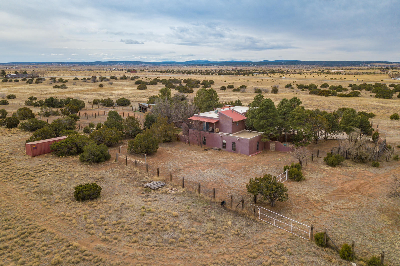722 NM-344 Property Photo - Edgewood, NM real estate listing