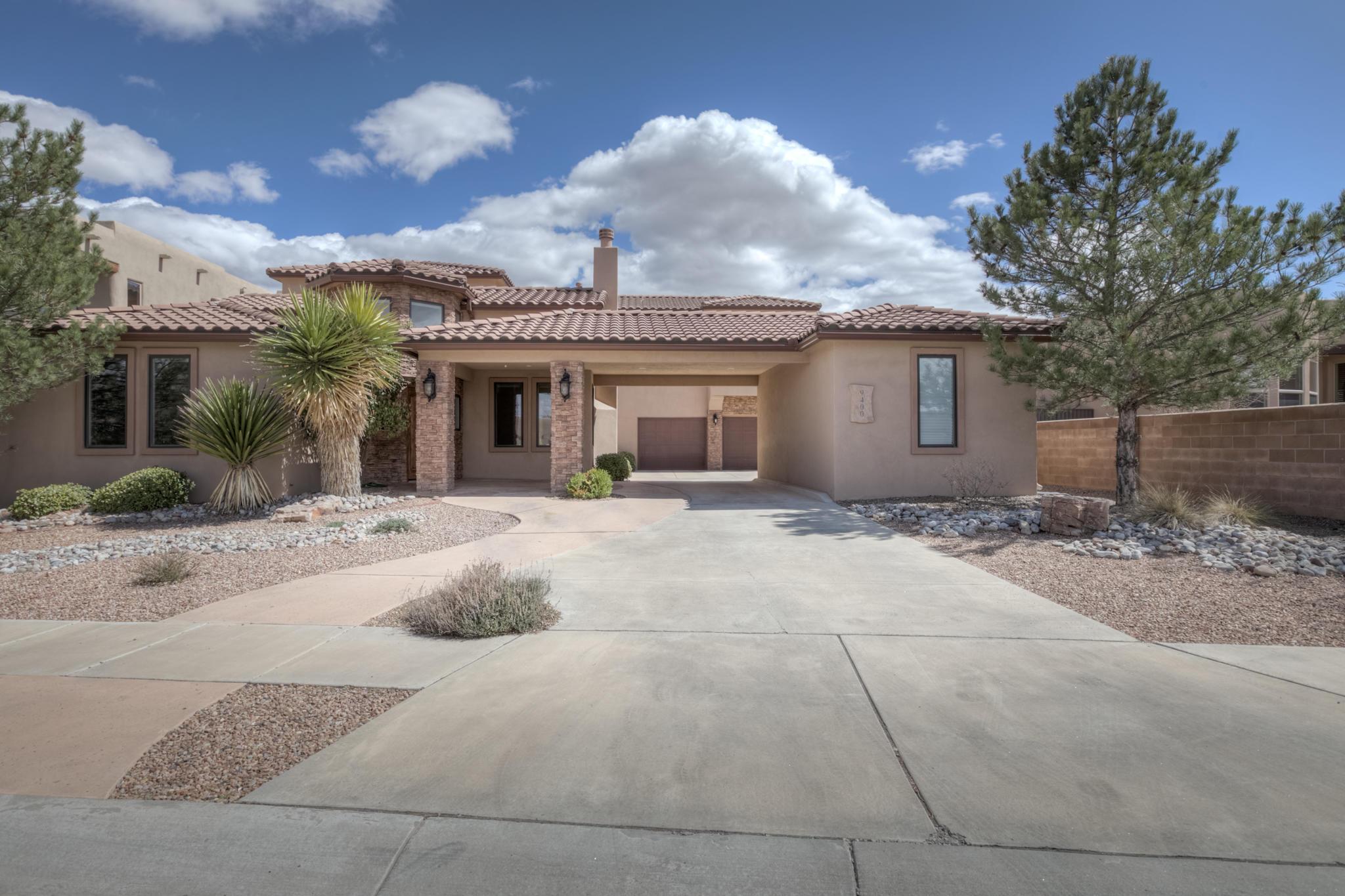 9400 BEAR MOUNTAIN Trail NE Property Photo - Albuquerque, NM real estate listing