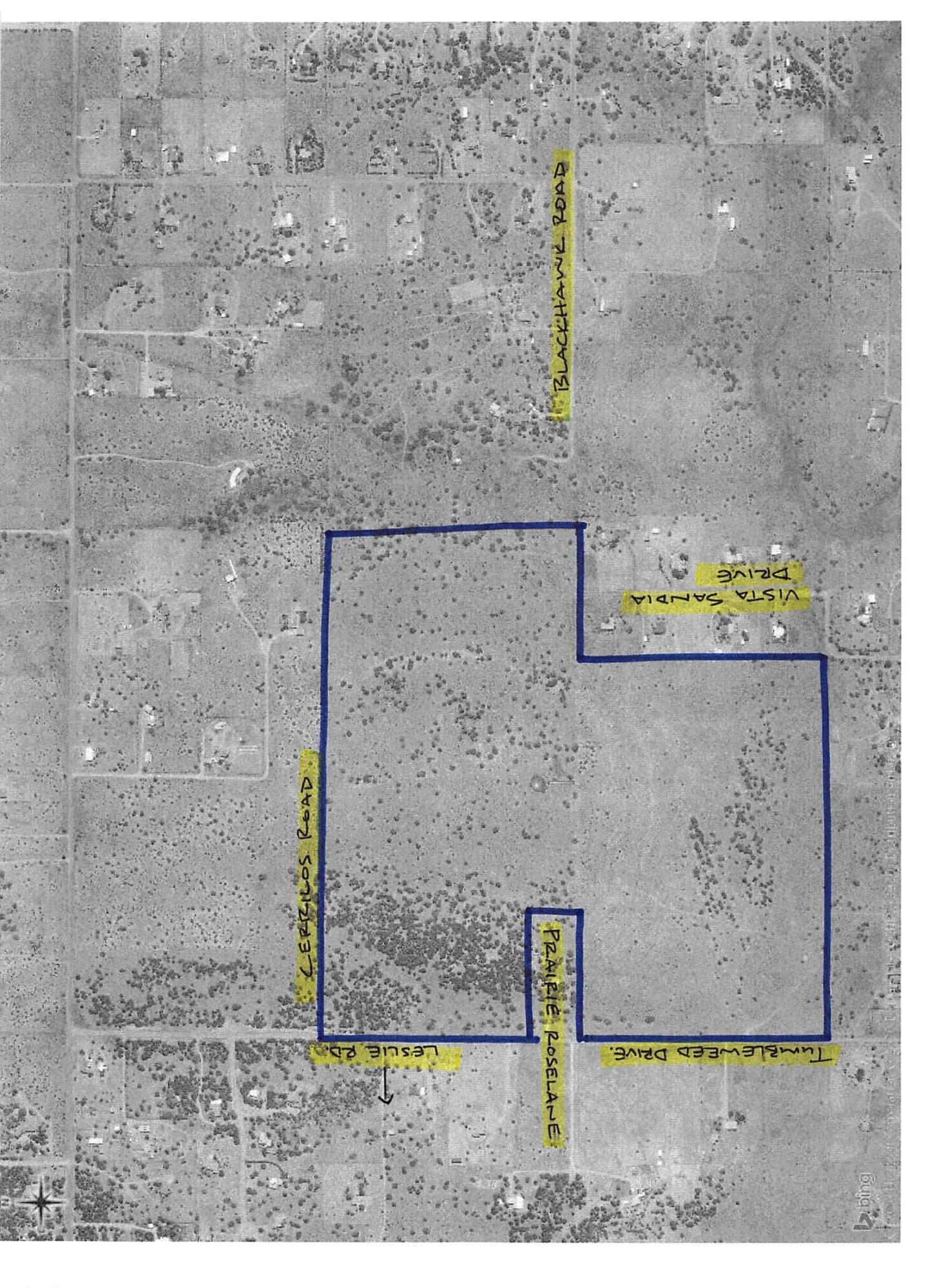 Frost & Tumbleweed (139 Acres) Property Photo - Sandia Park, NM real estate listing