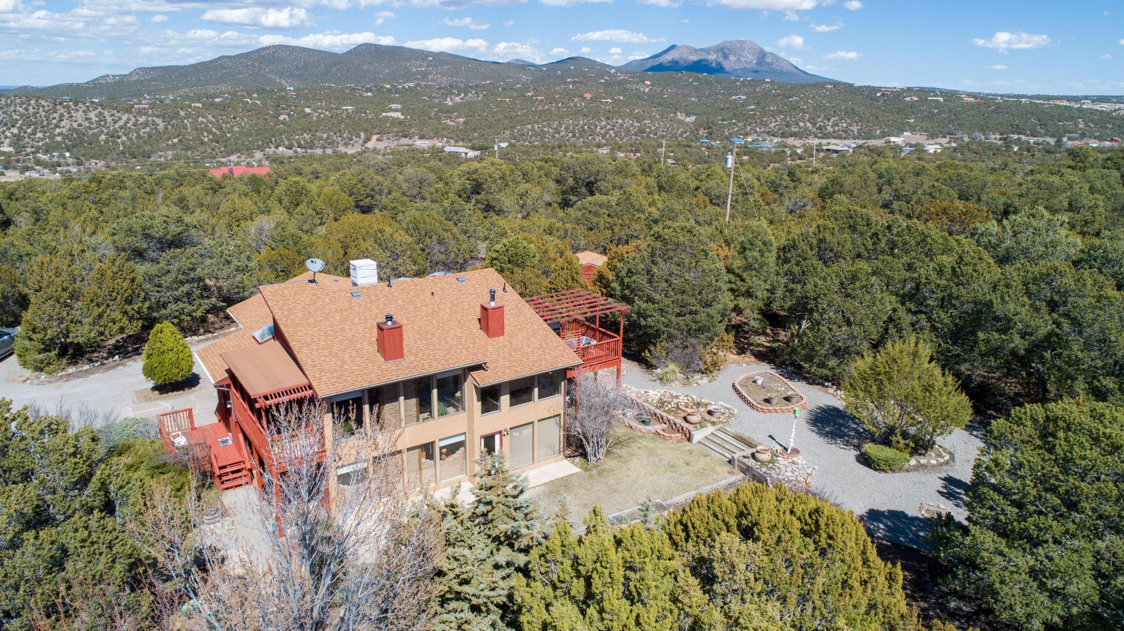 12 OAKMONT RIDGE Road, Sandia Park, NM 87047 - Sandia Park, NM real estate listing