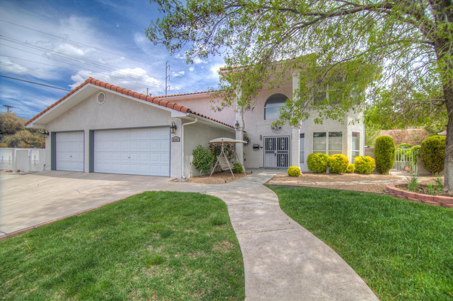 4101 SUNNINGDALE Avenue NE, Albuquerque, NM 87110 - Albuquerque, NM real estate listing