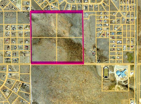 W Venus & Horton (80 Acres) Road Property Photo - Edgewood, NM real estate listing