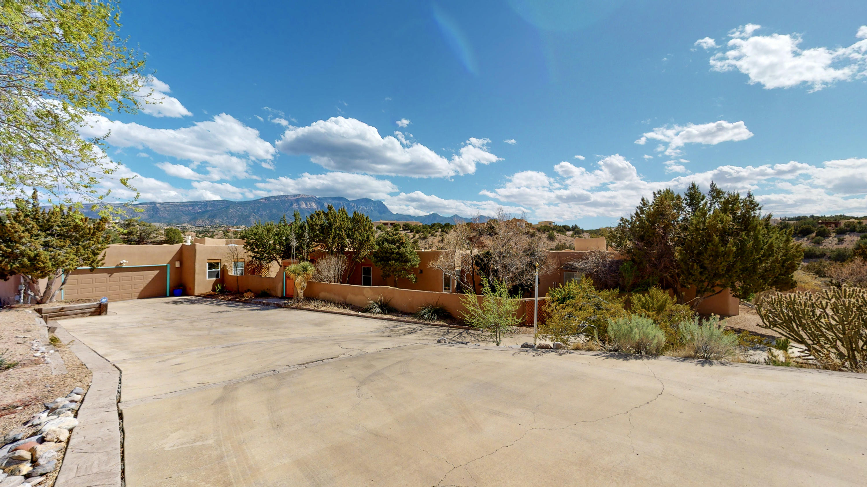 38 CAMINO BARRANCA, Placitas, NM 87043 - Placitas, NM real estate listing