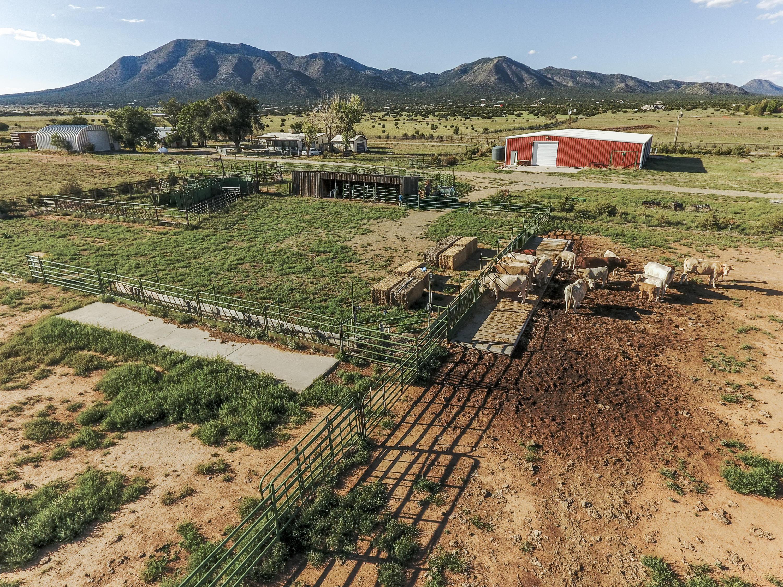 62 Moonbeam Ranch Road Property Photo - Edgewood, NM real estate listing