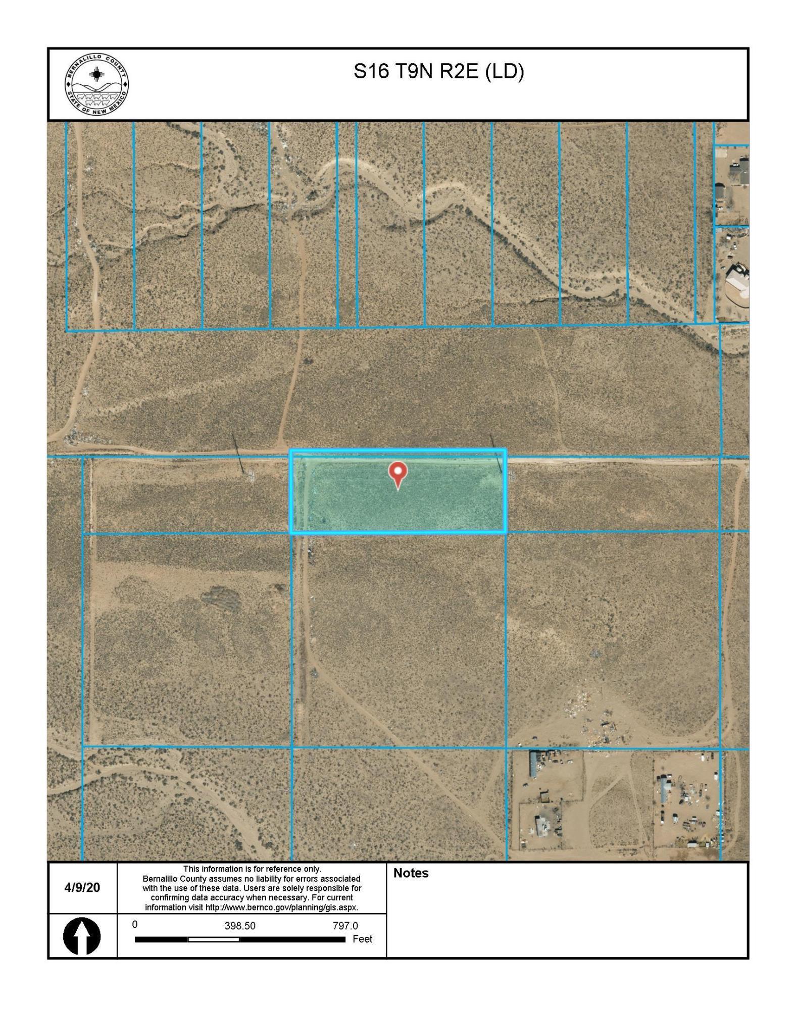 Off Pajarito (LD) Road SW Property Photo - Albuquerque, NM real estate listing