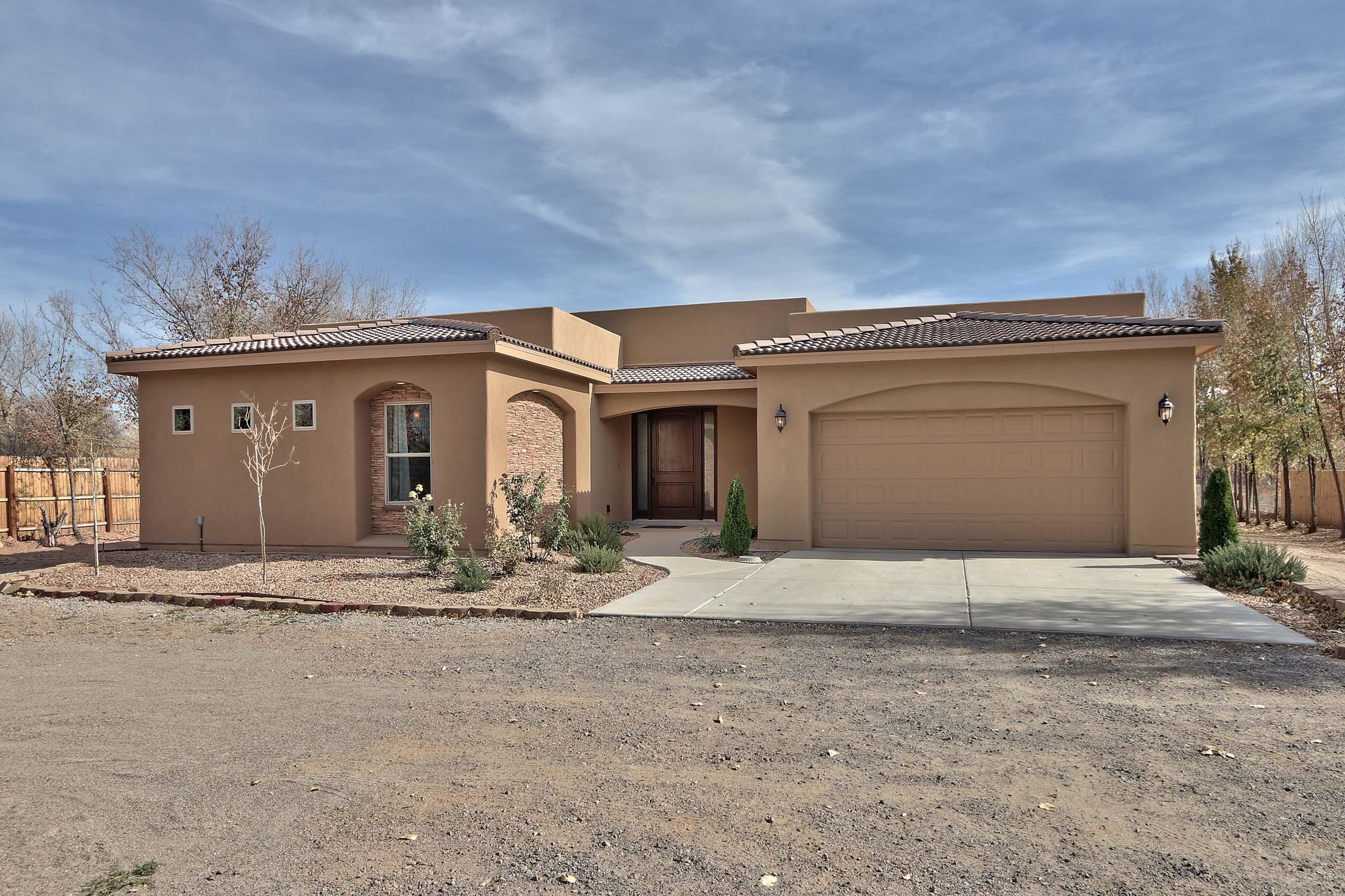 281 Entrada De Los Martinez, Corrales, NM 87048 - Corrales, NM real estate listing