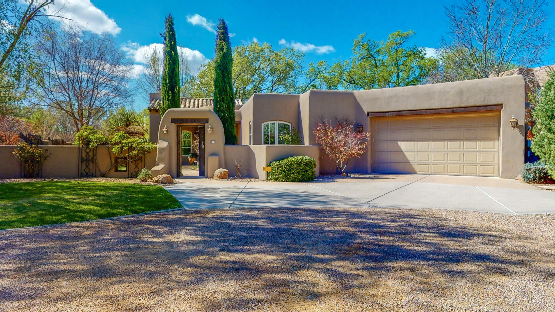 708 LOS PRADOS DE GUADALUPE Drive NW, Los Ranchos, NM 87107 - Los Ranchos, NM real estate listing