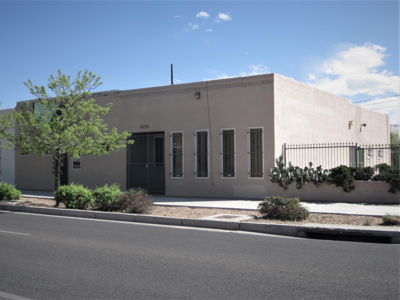 4204-4206 LEAD Avenue SE, Albuquerque, NM 87108 - Albuquerque, NM real estate listing