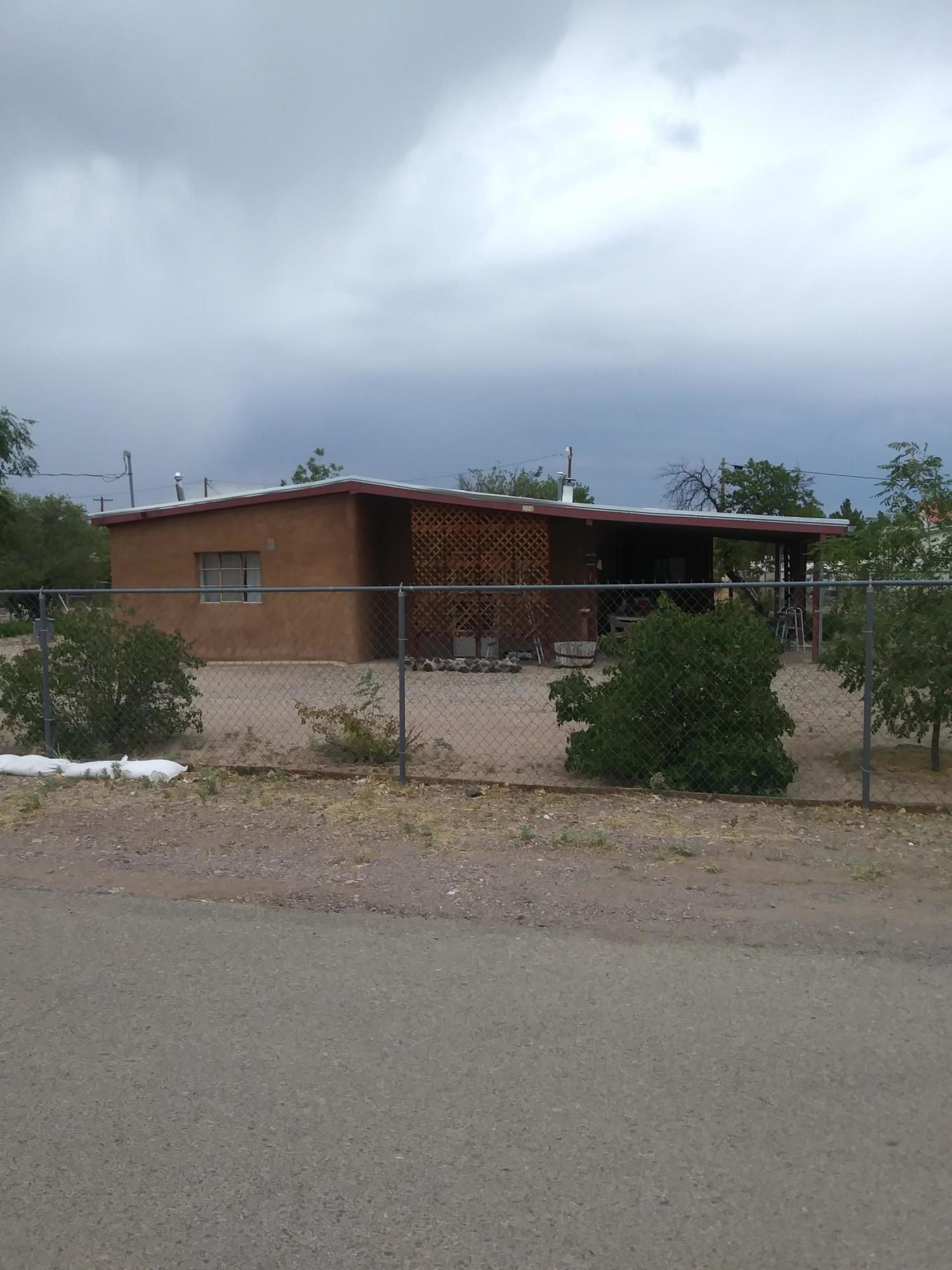 204 Pena Place Property Photo - Socorro, NM real estate listing