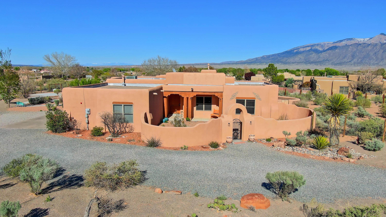 20 EL DORADO Road Property Photo - Corrales, NM real estate listing