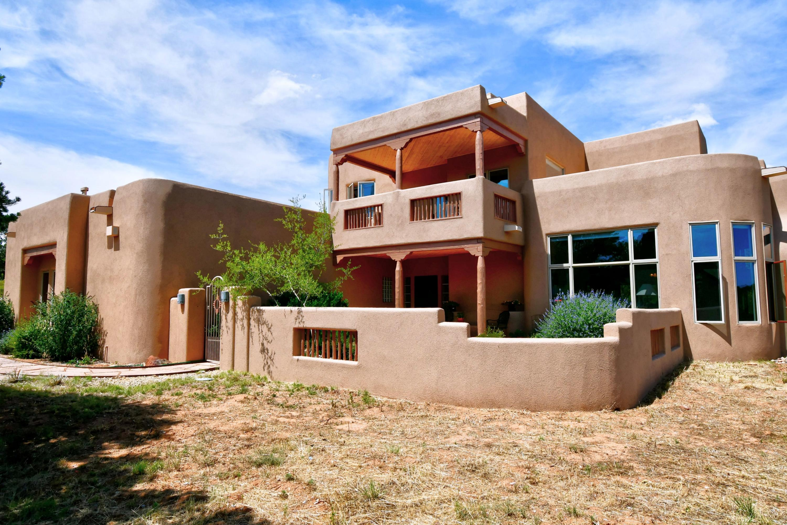 85 KIVA Loop Property Photo - Sandia Park, NM real estate listing