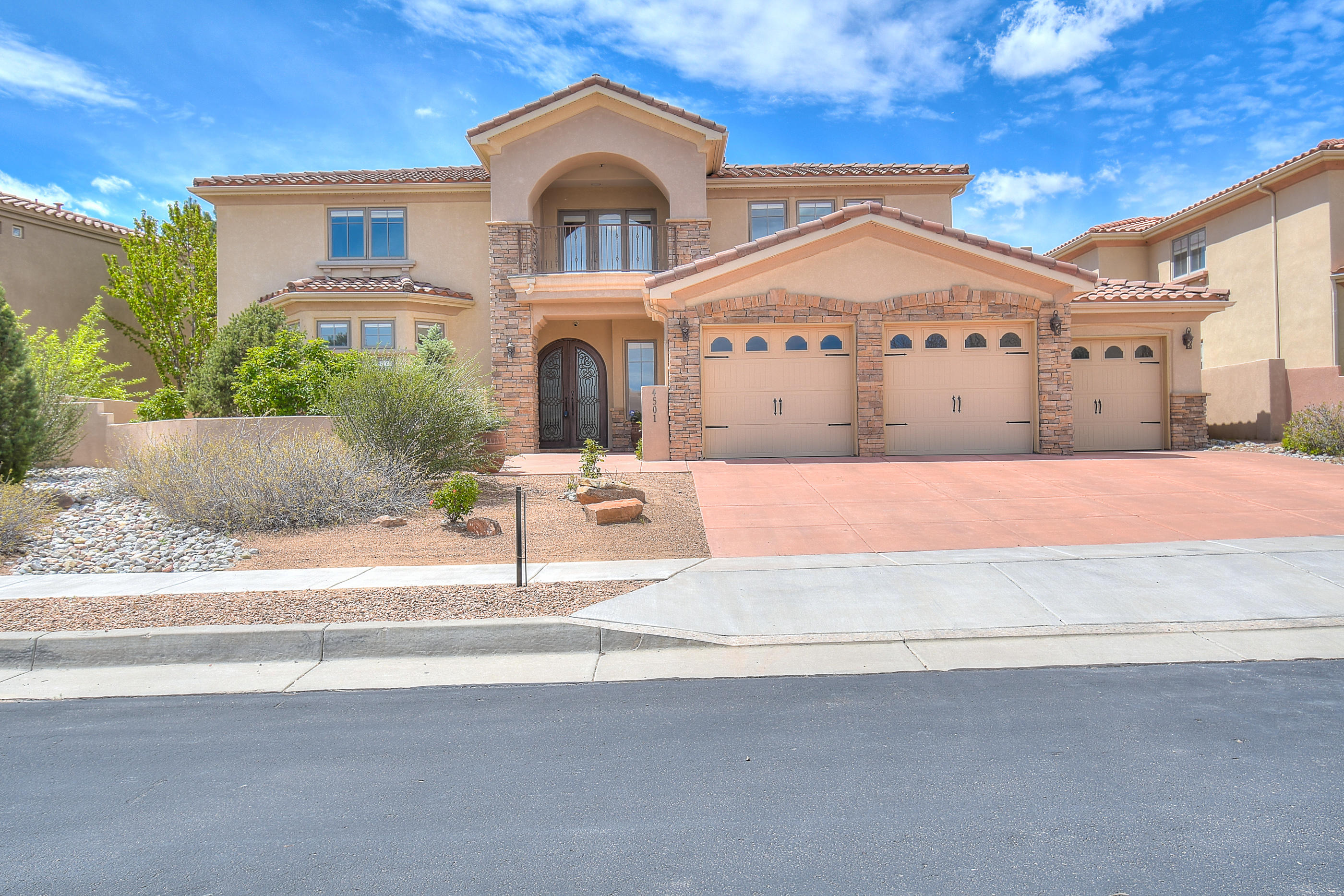 4501 ATHERTON Way NW Property Photo - Albuquerque, NM real estate listing