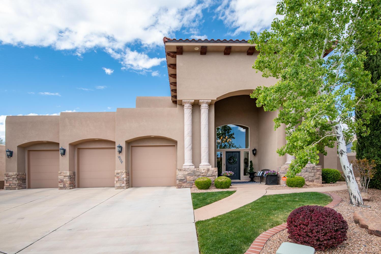 8220 Grape Arbor Court NE Property Photo - Albuquerque, NM real estate listing