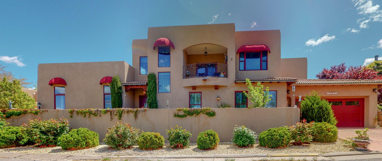 13200 STRADA TUSCANO Street NE Property Photo - Albuquerque, NM real estate listing