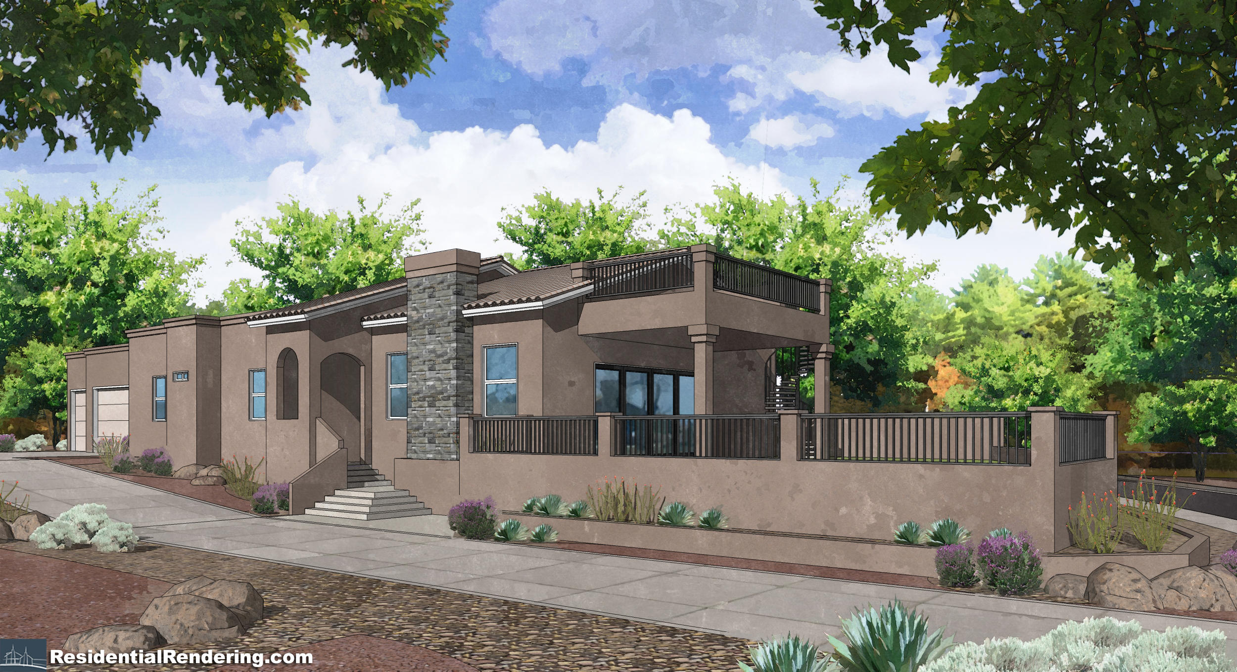 6055 REDONDO SIERRA VISTA NE Property Photo - Rio Rancho, NM real estate listing
