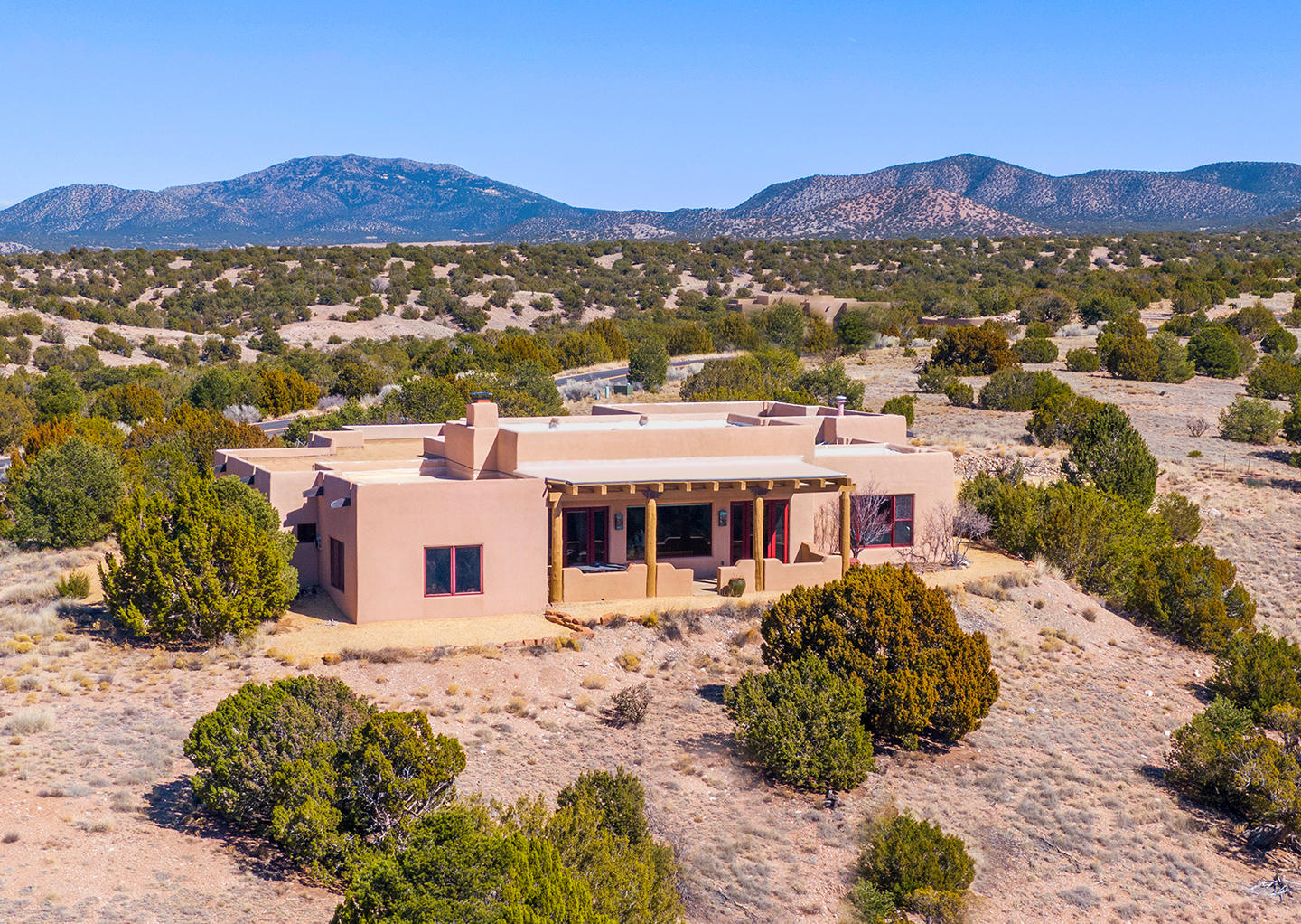 12 Old Rail Pass Property Photo - Sandia Park, NM real estate listing