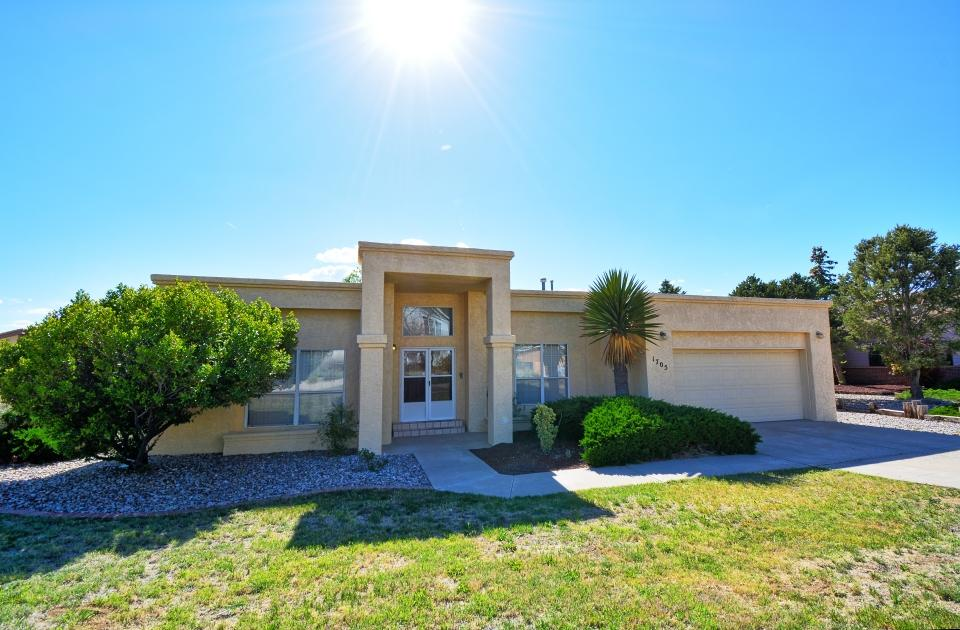 1705 ANTONIO Drive NE, Albuquerque, NM 87112 - Albuquerque, NM real estate listing