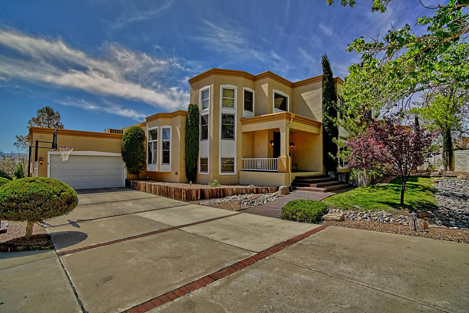5304 CANADA VISTA Place NW Property Photo - Albuquerque, NM real estate listing