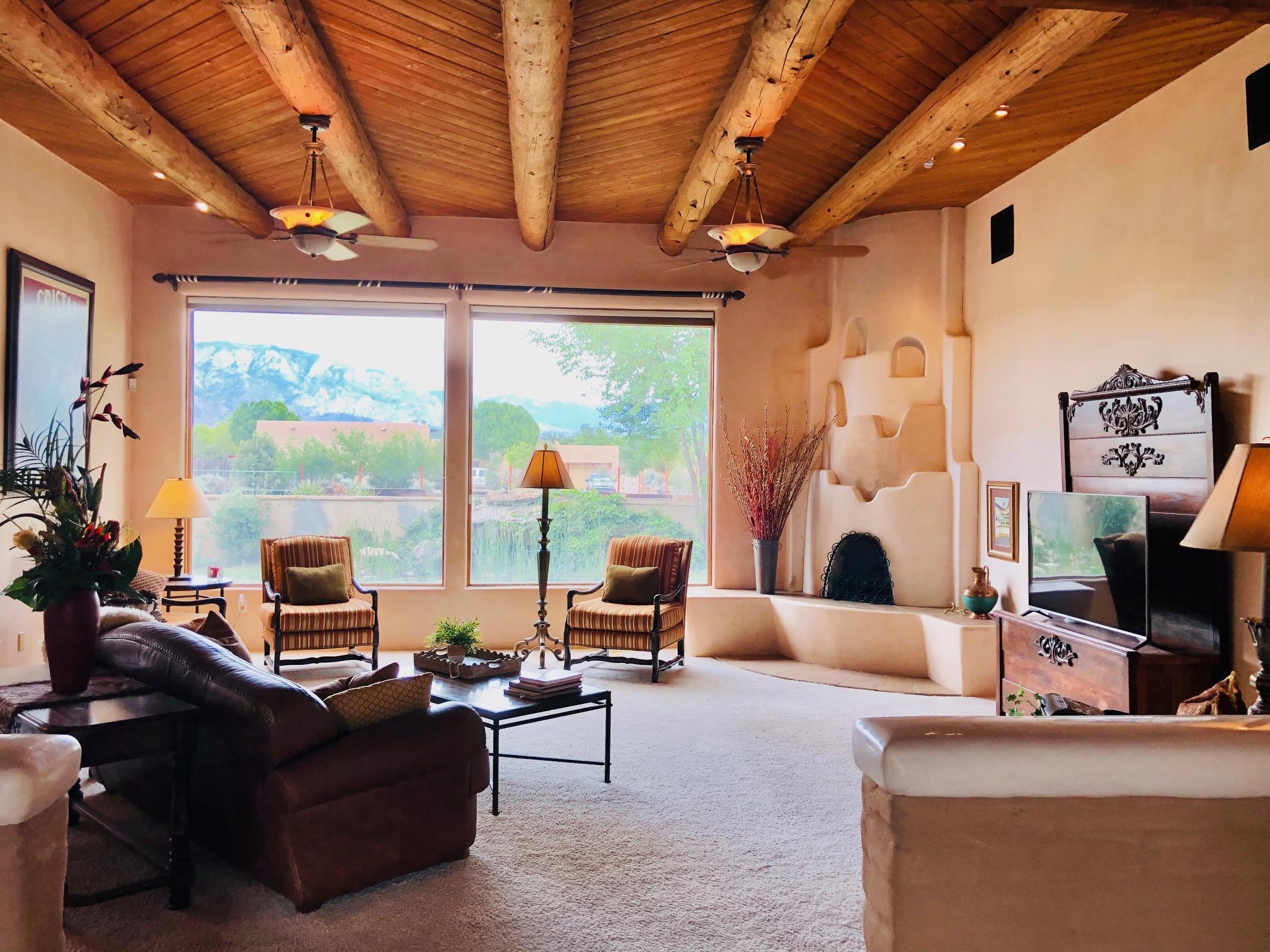 126 DE SILVA Road, Corrales, NM 87048 - Corrales, NM real estate listing