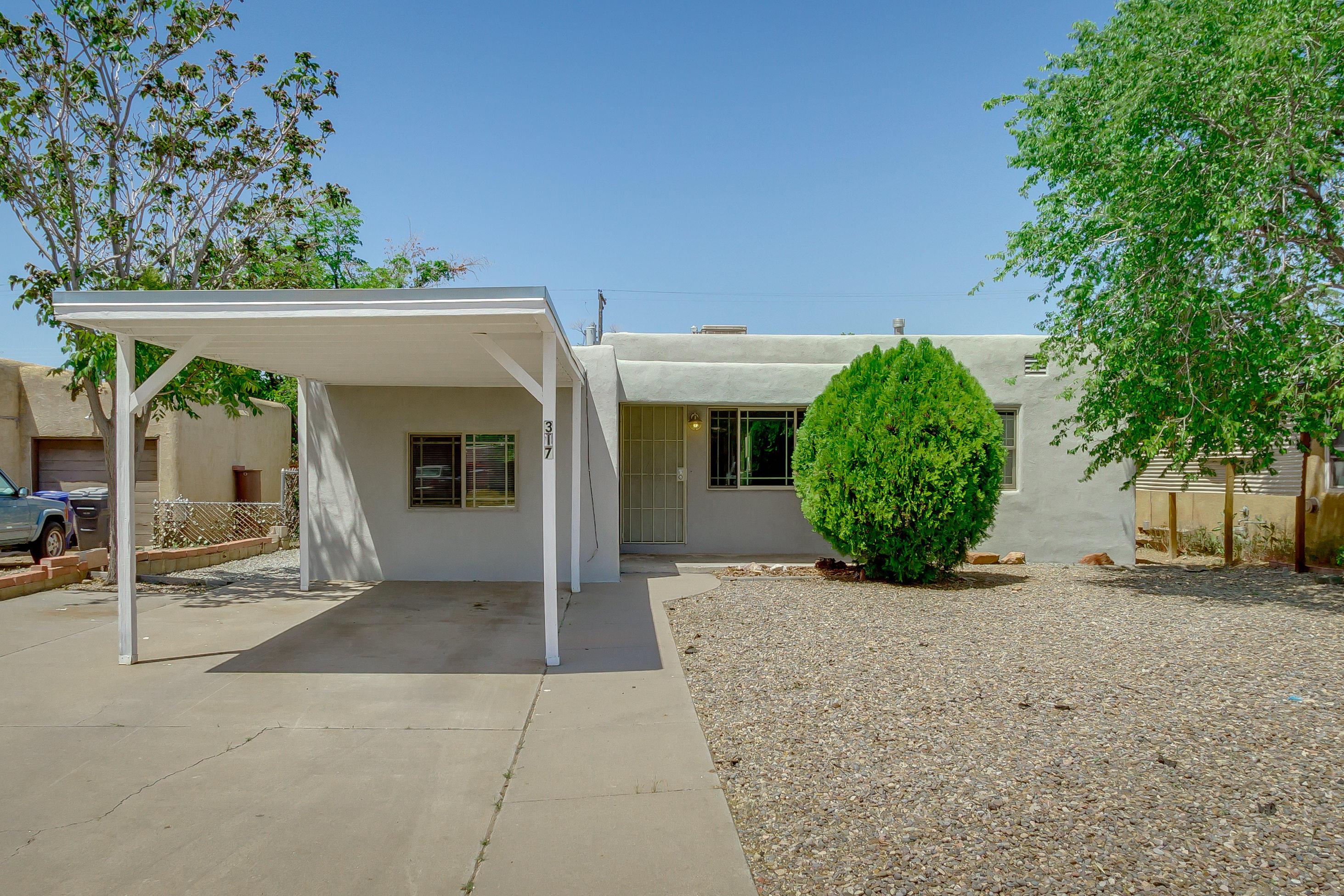 317 ADAMS Street NE Property Photo - Albuquerque, NM real estate listing