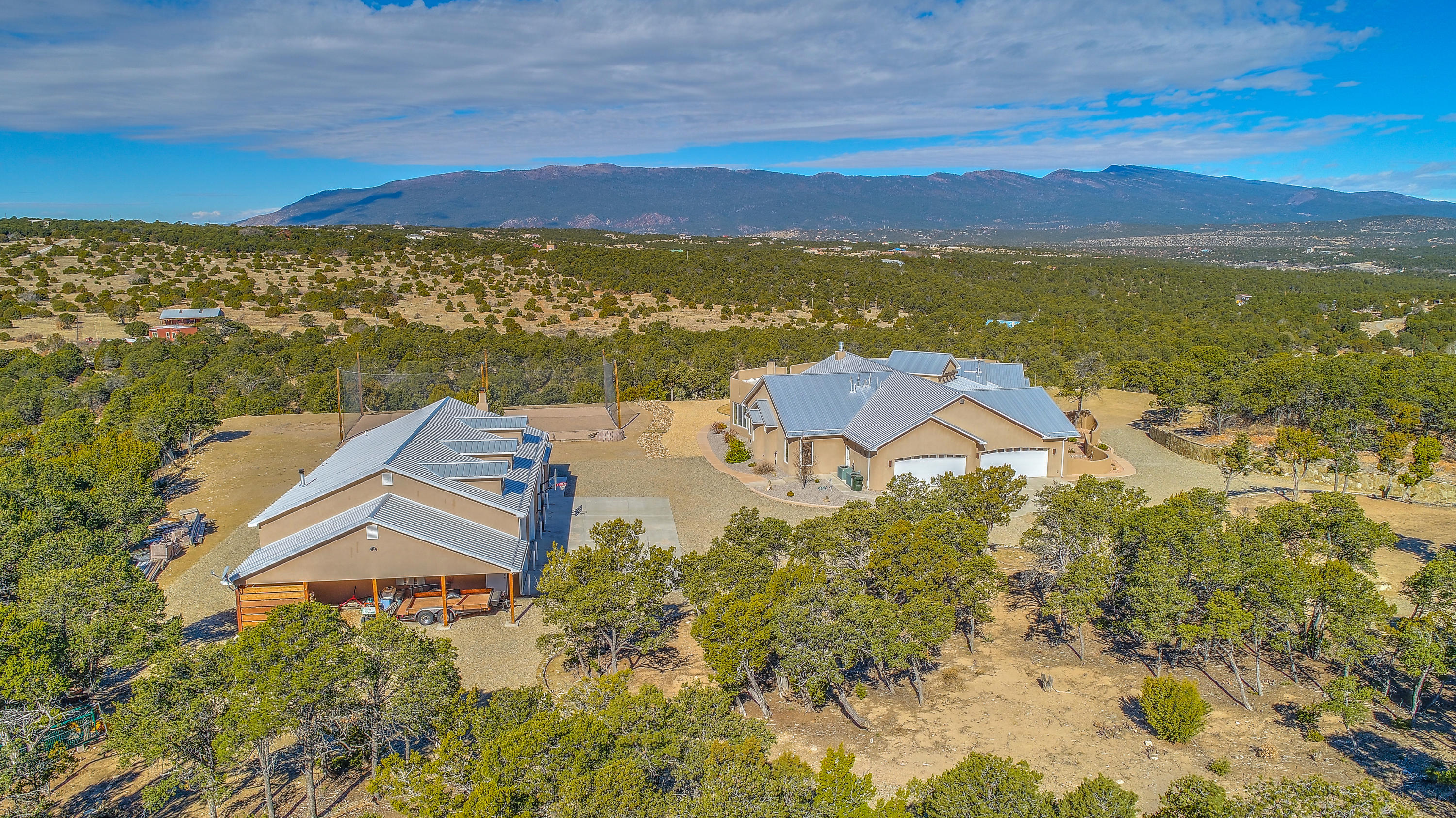 76 VIA SEDILLO Road Property Photo - Tijeras, NM real estate listing