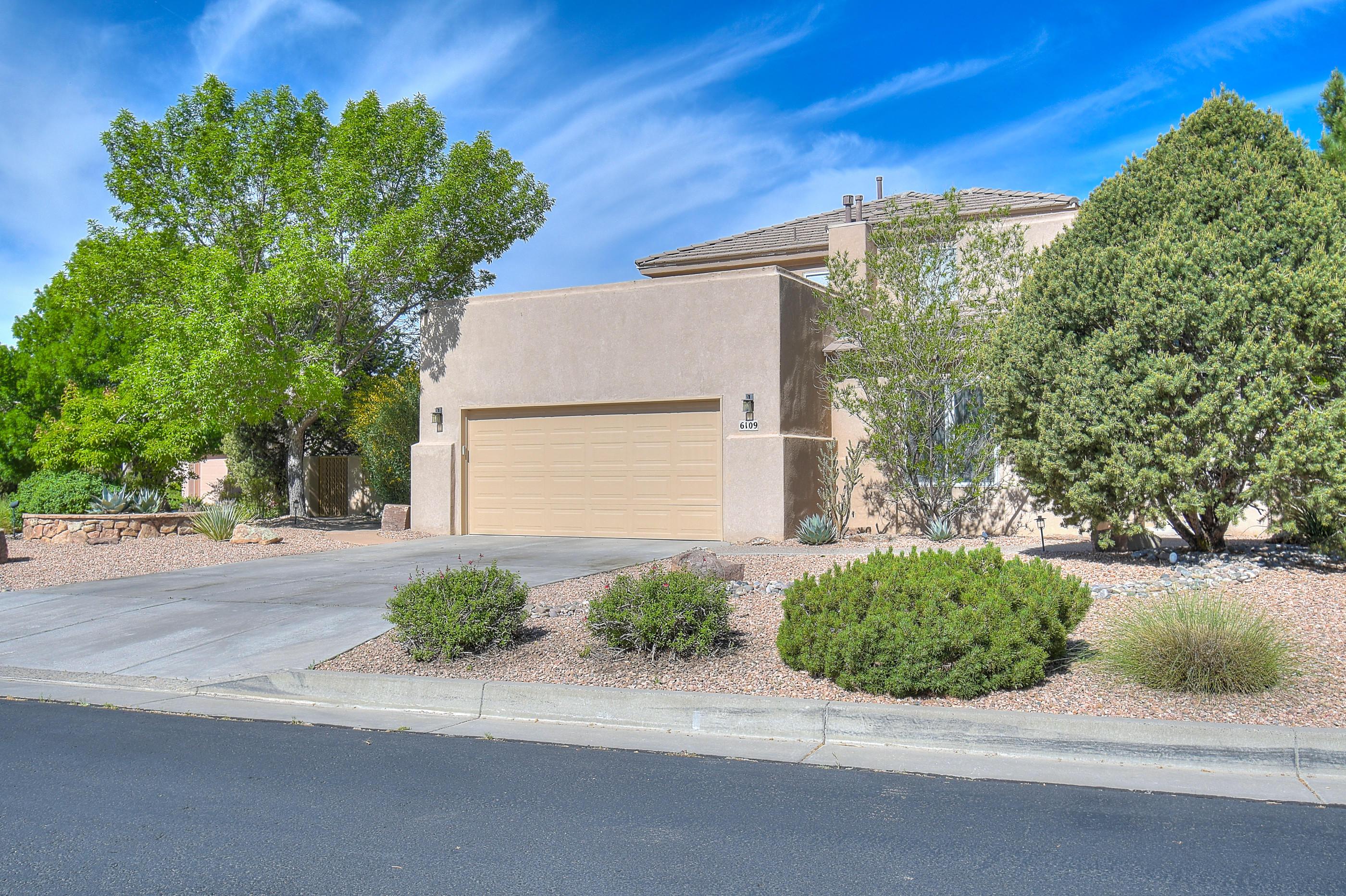 6109 Silver Leaf Trail NE Property Photo - Albuquerque, NM real estate listing