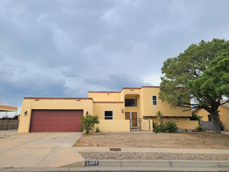 2001 Father Sky Street NE Property Photo - Albuquerque, NM real estate listing