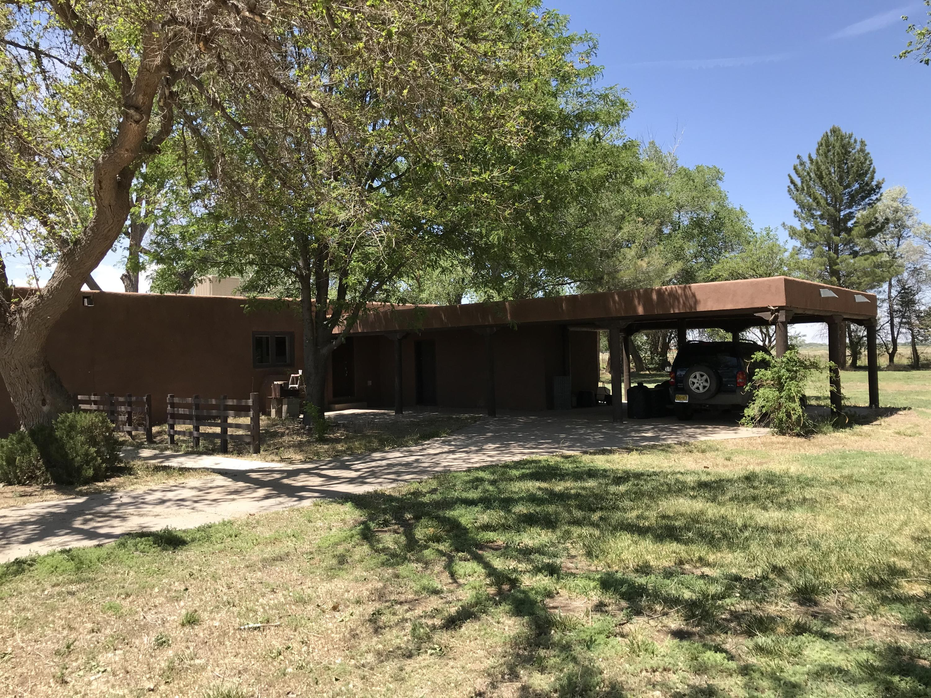 55 Camino Ulibarri Property Photo - Veguita, NM real estate listing