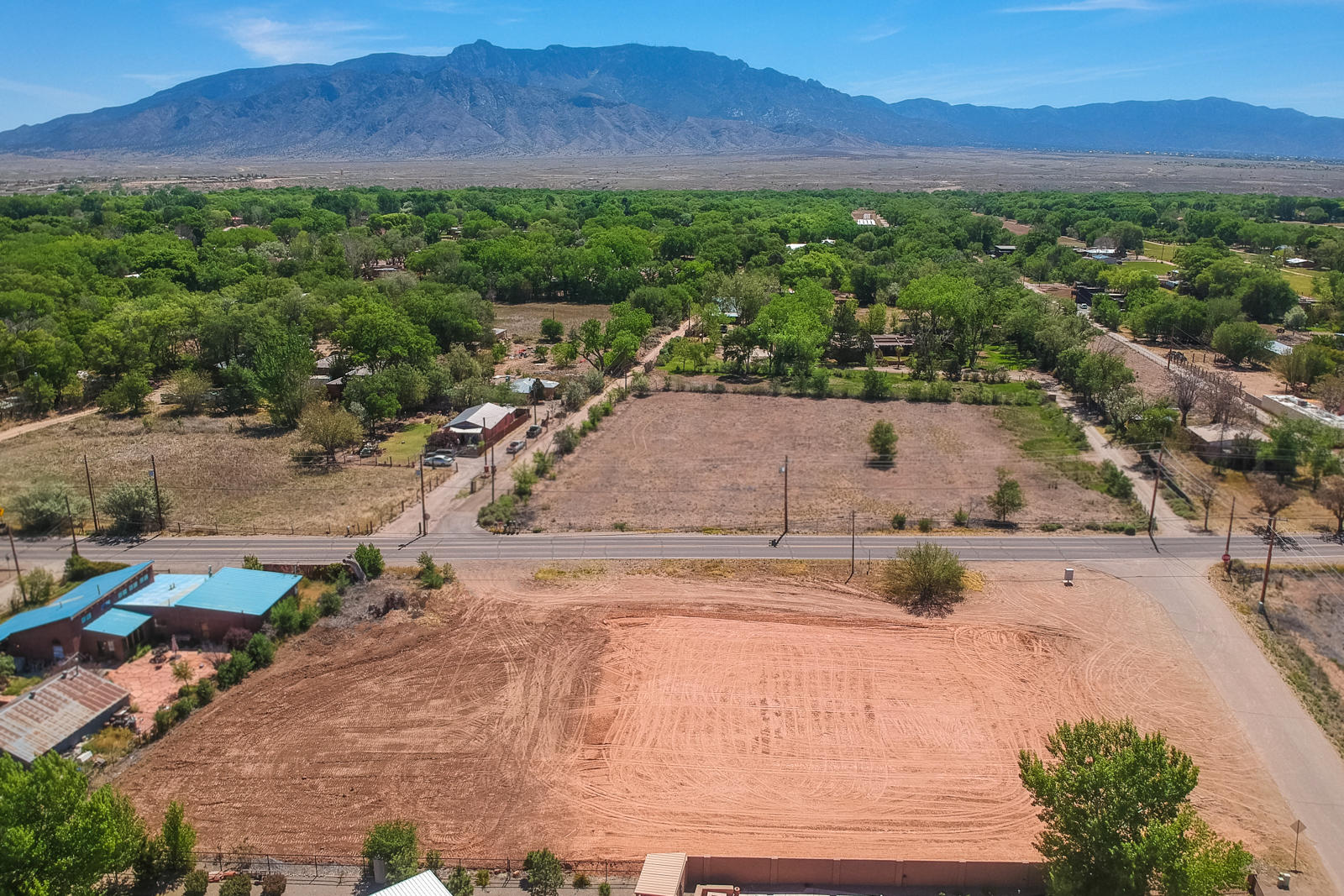 100 Stella Lane Property Photo - Corrales, NM real estate listing