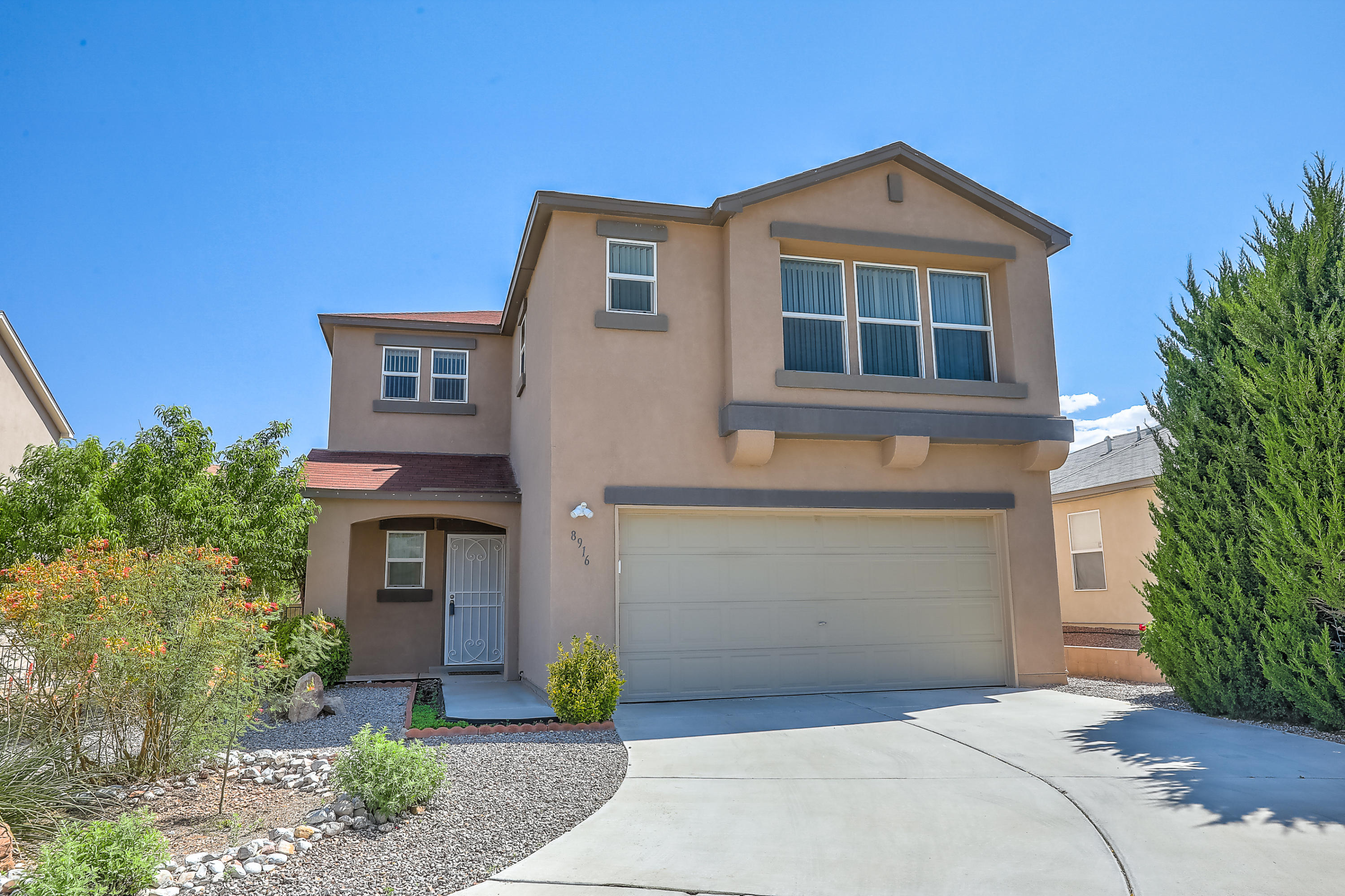 8916 HATTERAS Place NW Property Photo - Albuquerque, NM real estate listing