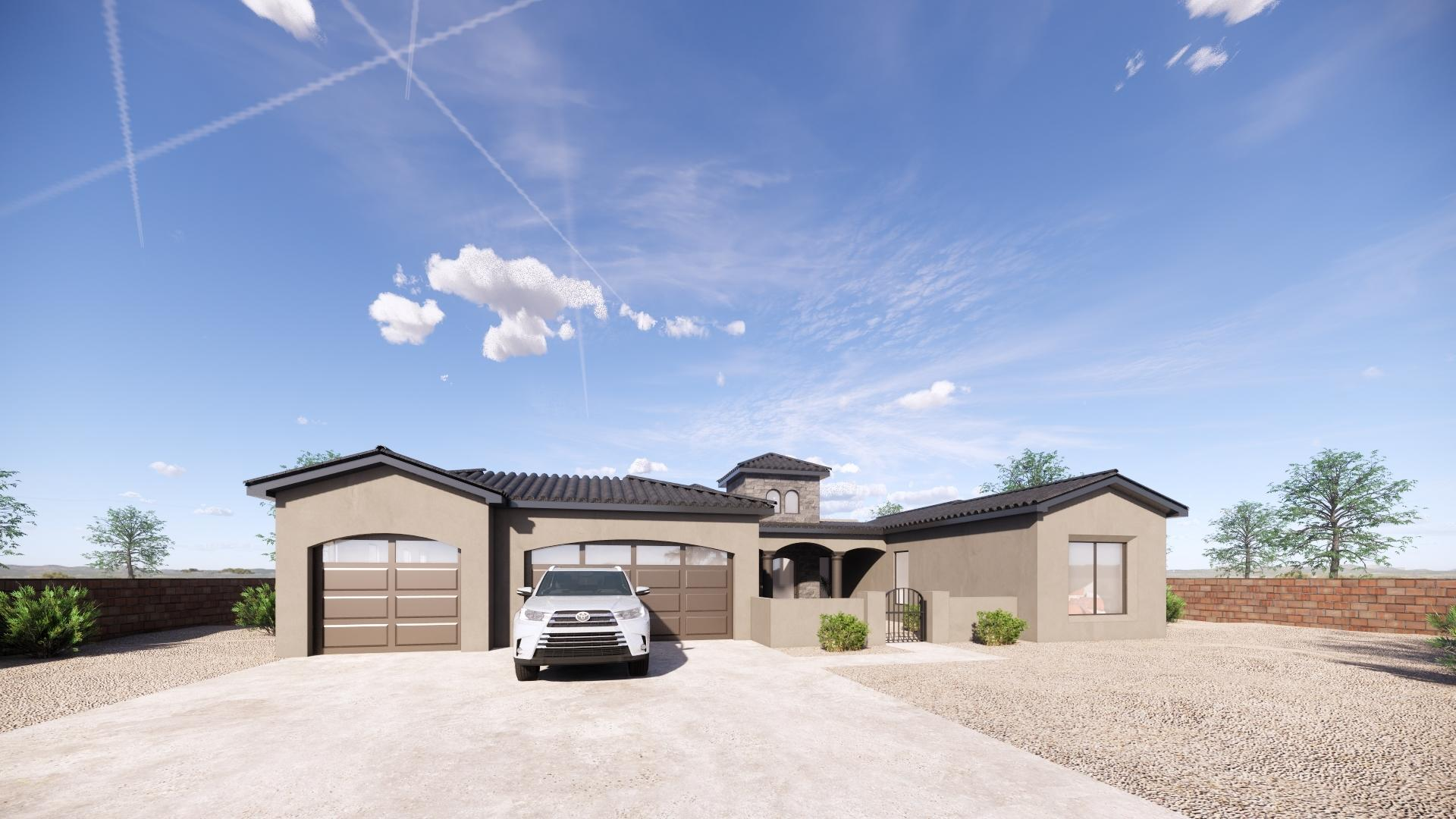 6527 PATO Road NW Property Photo - Albuquerque, NM real estate listing