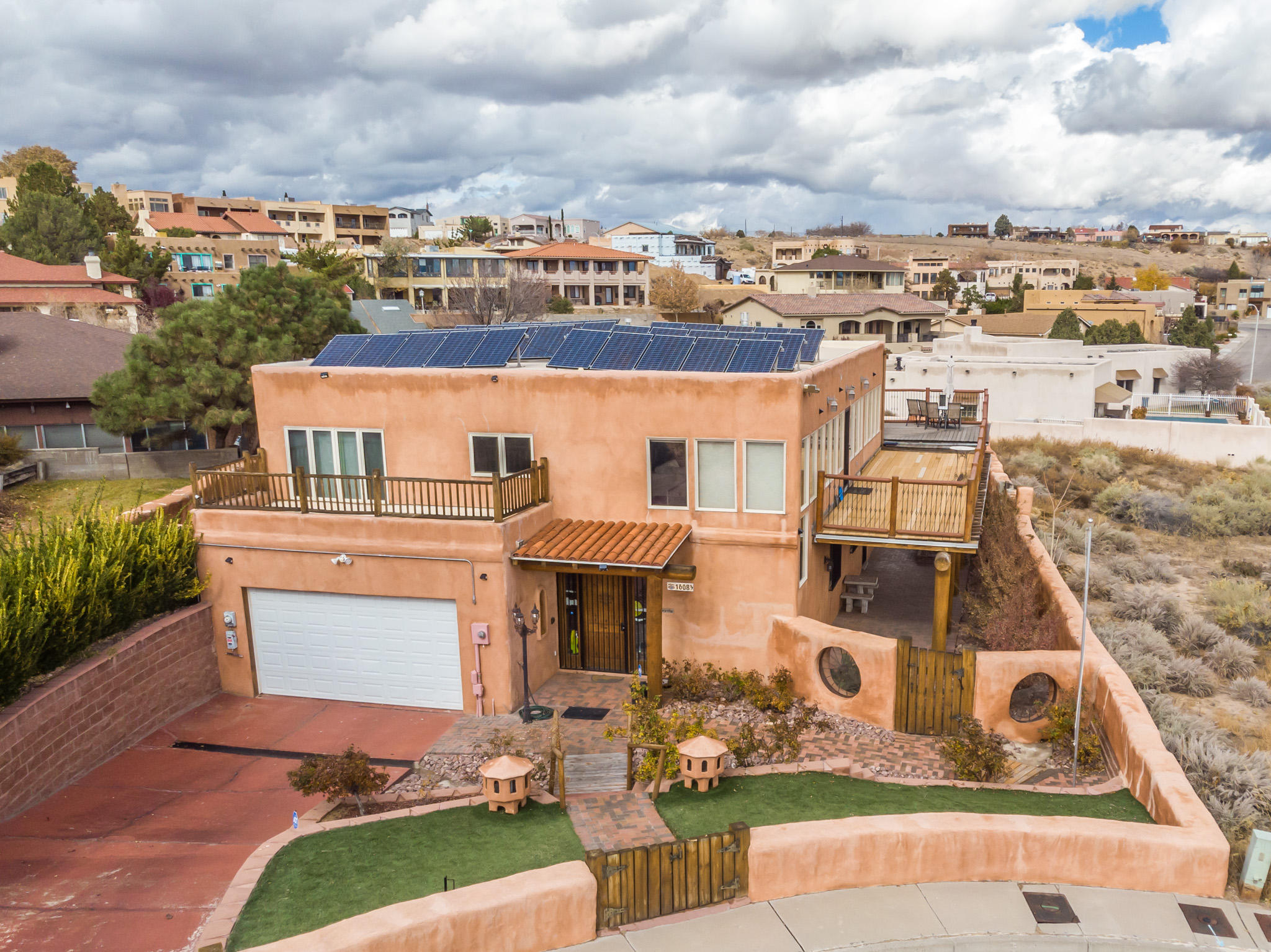 1608 BLUFFSIDE Place NW, Albuquerque, NM 87105 - Albuquerque, NM real estate listing
