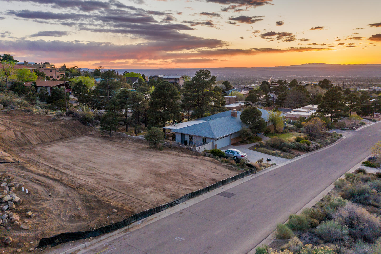 13606 Sunset Canyon Drive NE Property Photo - Albuquerque, NM real estate listing