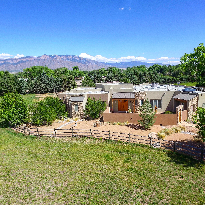 7777 Corrales Road, Corrales, NM 87048 - Corrales, NM real estate listing