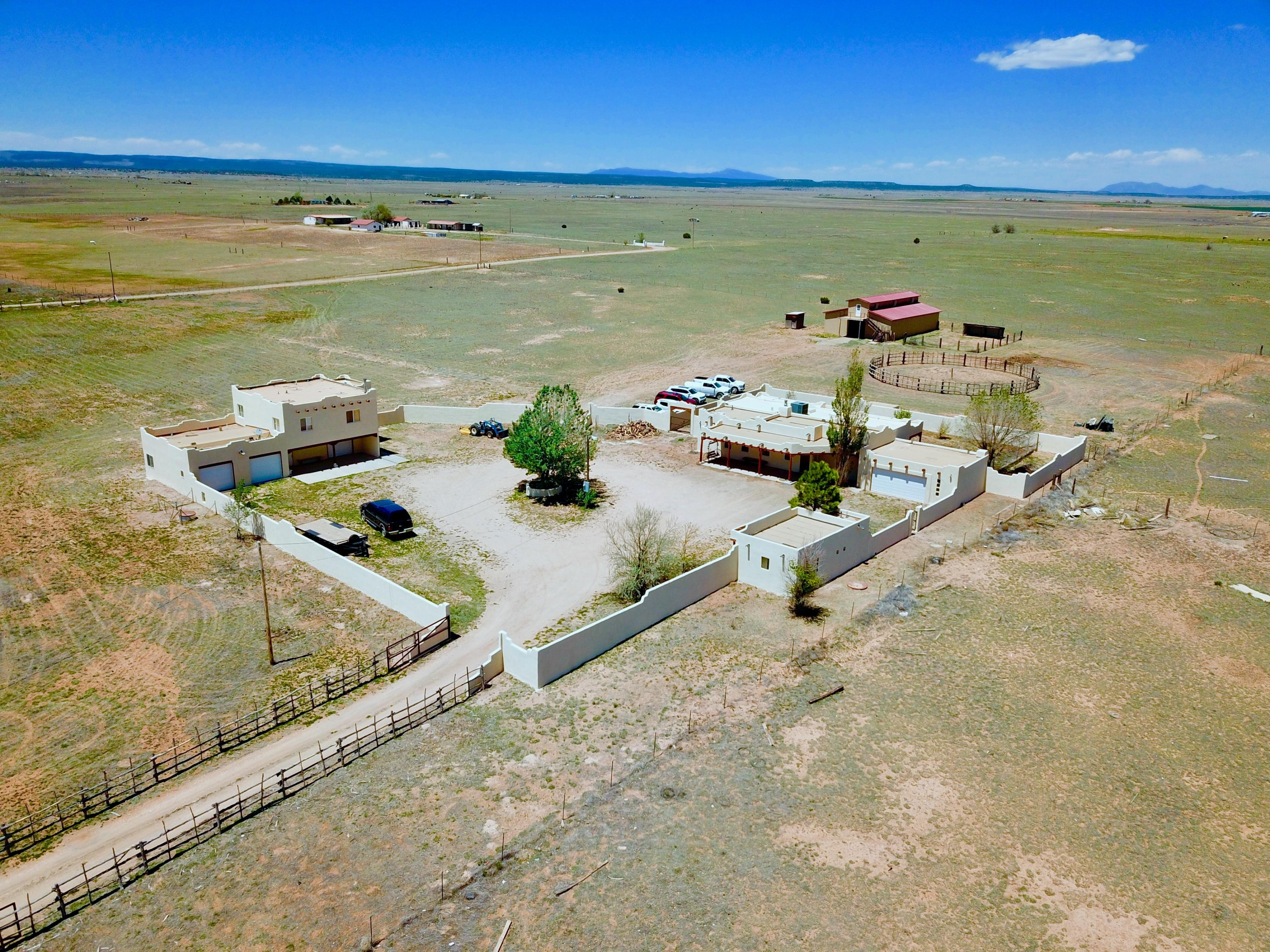 253 Howell Road Property Photo - Estancia, NM real estate listing