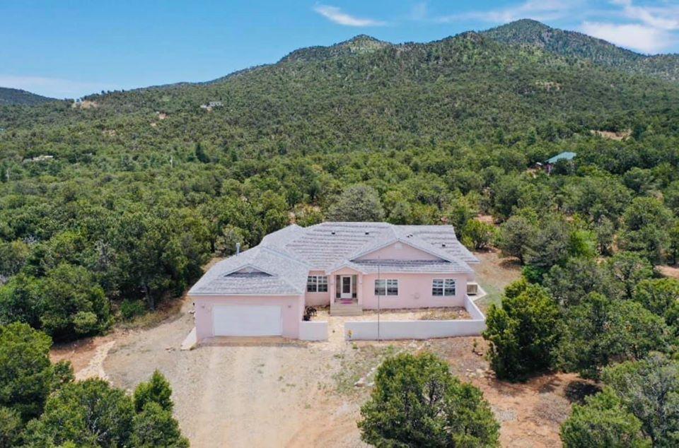 46 Calle Del Pinon Road Property Photo - Sandia Park, NM real estate listing