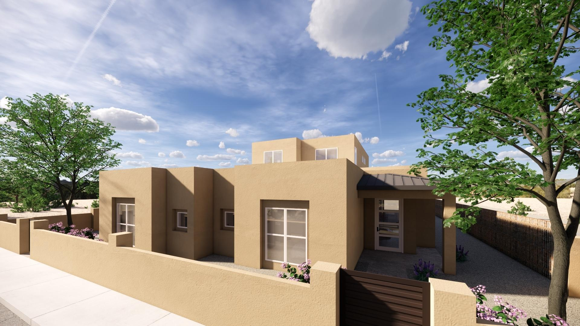 46 BLUE FEATHER Road, Santa Fe, NM 87508 - Santa Fe, NM real estate listing