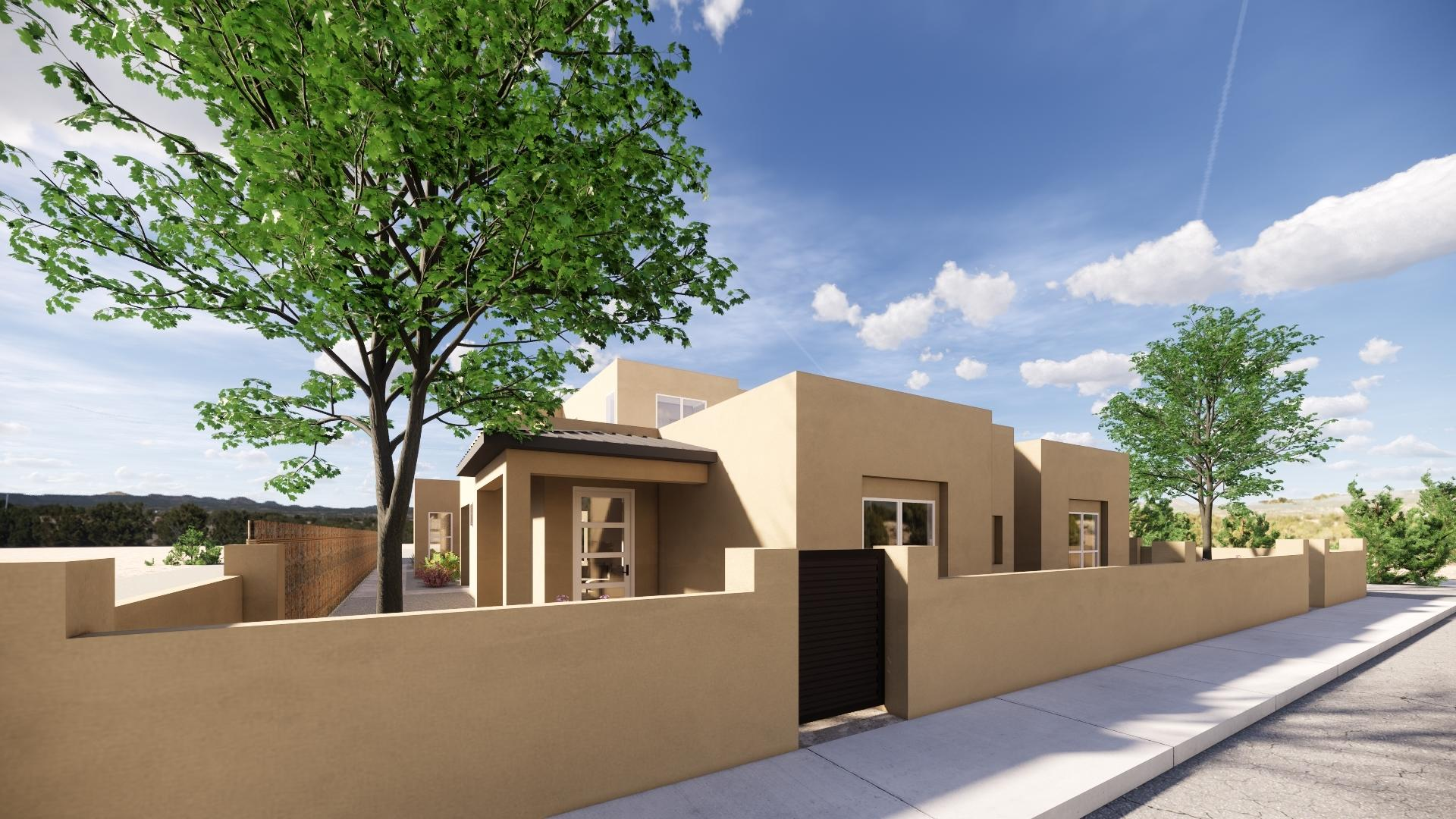 42 BLUE FEATHER Road, Santa Fe, NM 87508 - Santa Fe, NM real estate listing