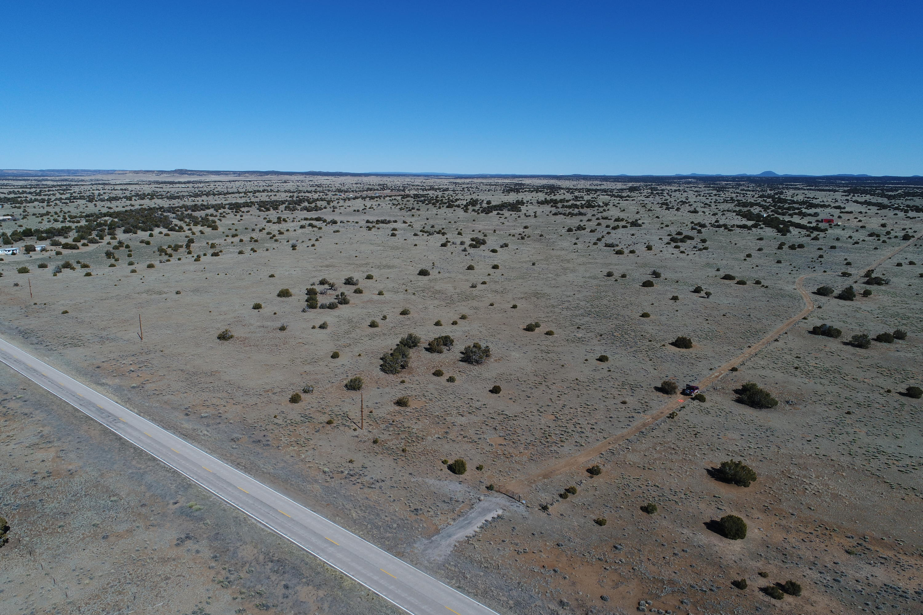 40 Acres Property Photo - Fence Lake, NM real estate listing