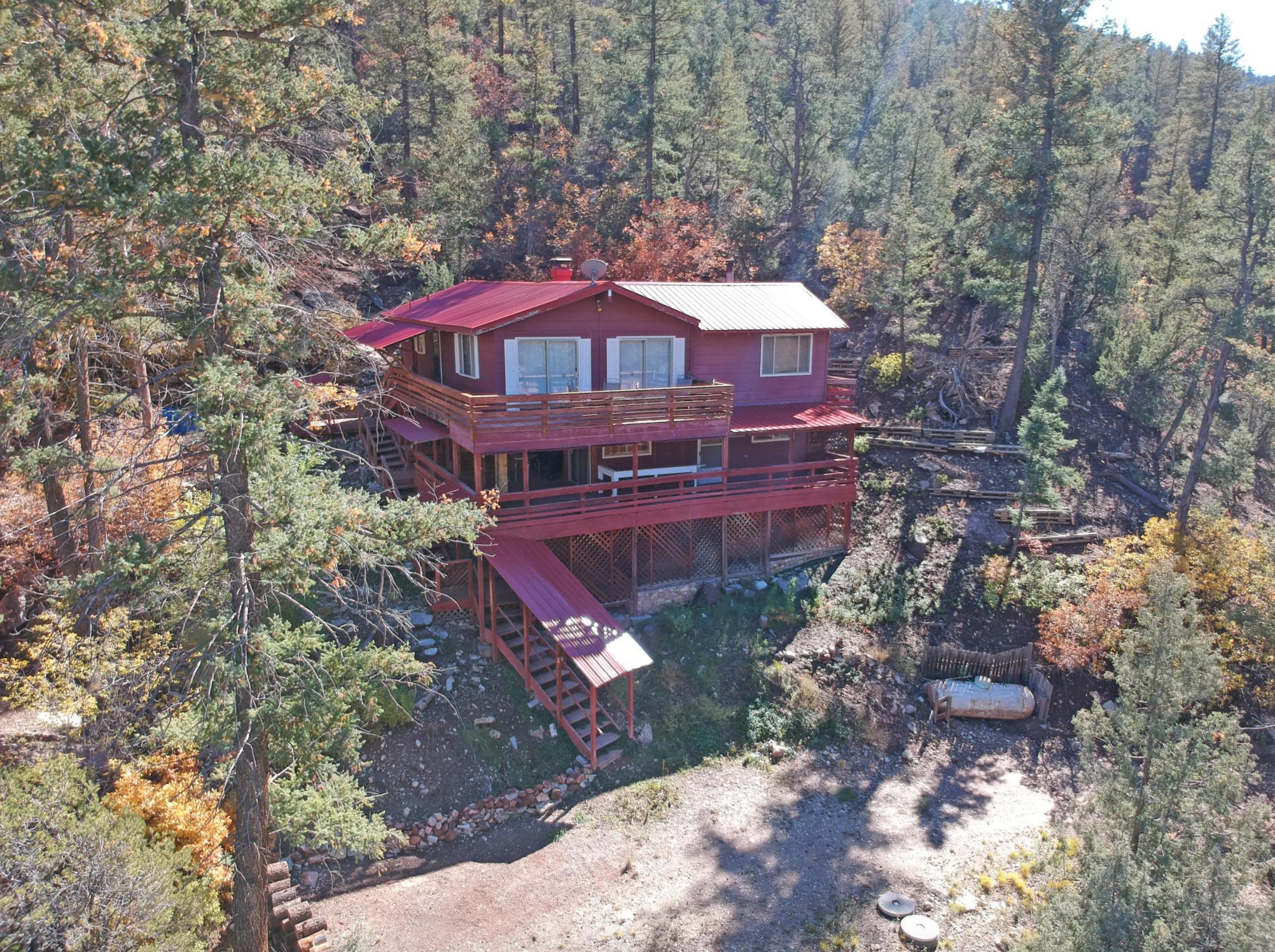 56 River Road, Jemez Springs, NM 87025 - Jemez Springs, NM real estate listing
