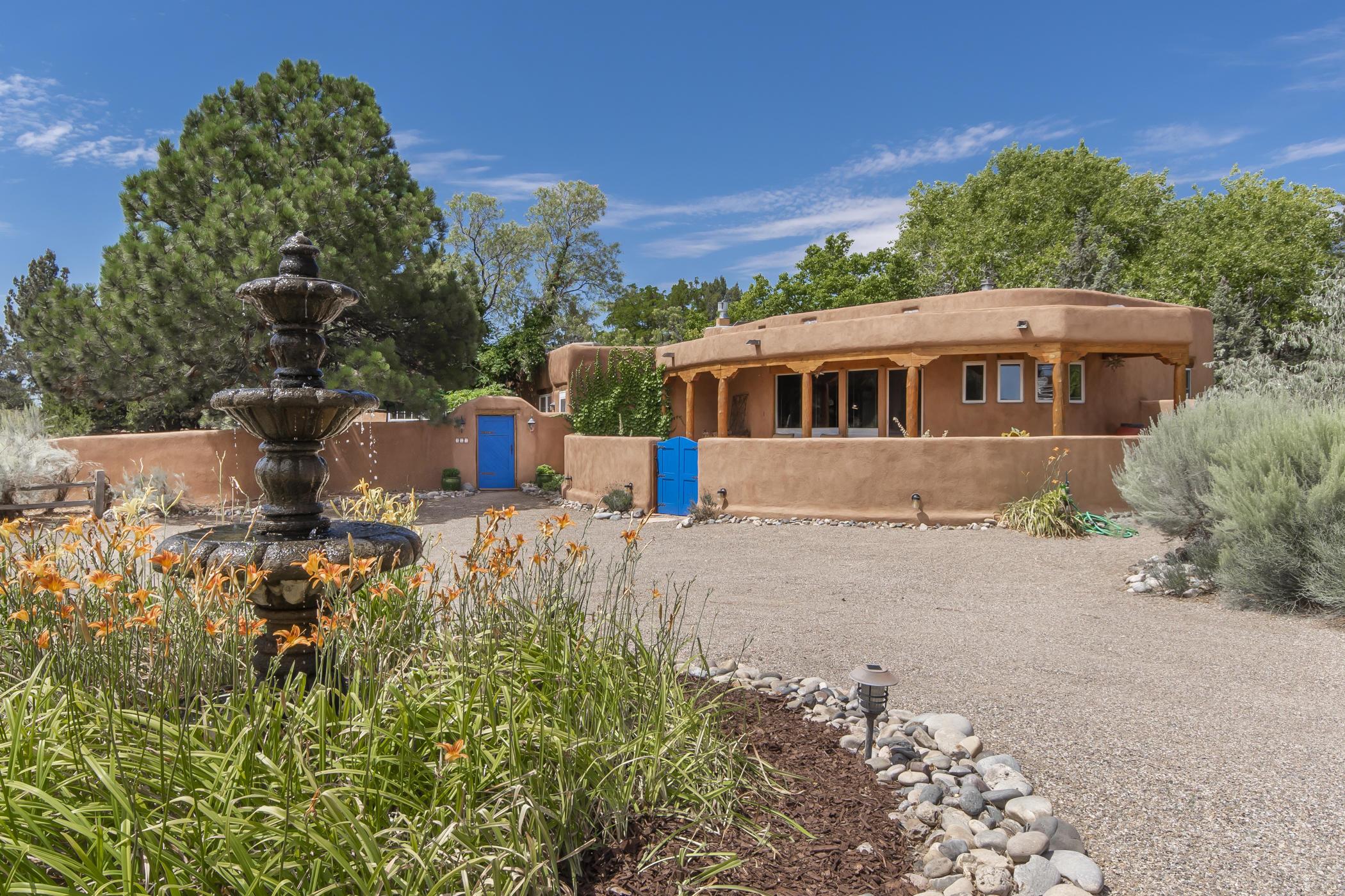341 Cielo Azul Road, Corrales, NM 87048 - Corrales, NM real estate listing