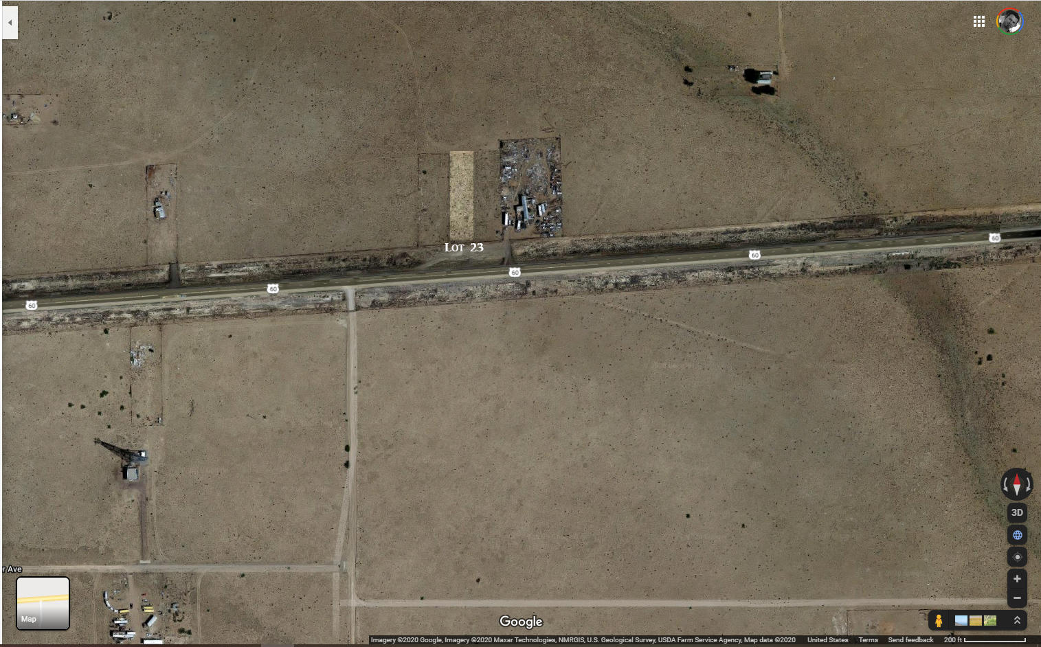 Lo 23 US 60 Highway #1 Property Photo - Veguita, NM real estate listing