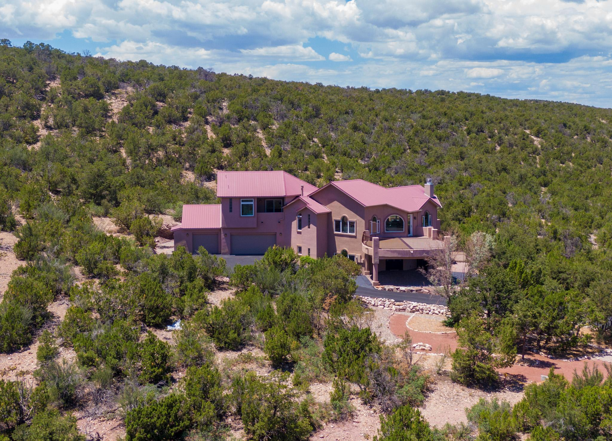 928 New Mexico State 165 Road Property Photo - Placitas, NM real estate listing