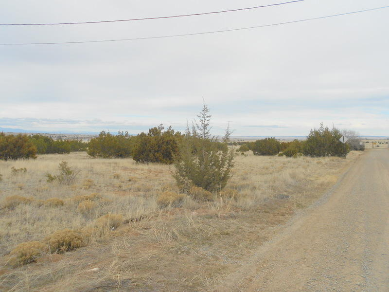 PARK Road Property Photo - Edgewood, NM real estate listing