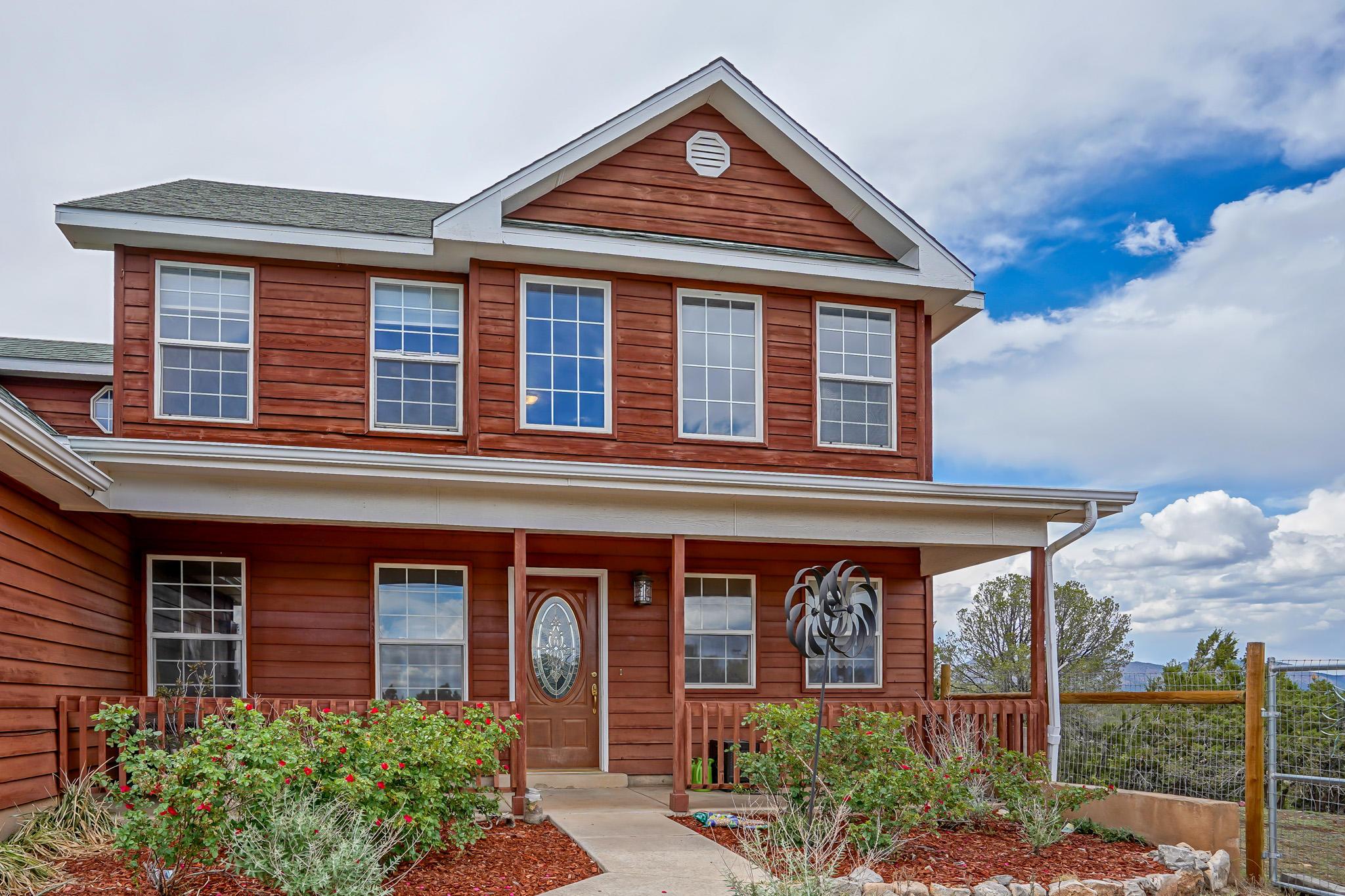 83 Thunder Mountain Road, Edgewood, NM 87015 - Edgewood, NM real estate listing