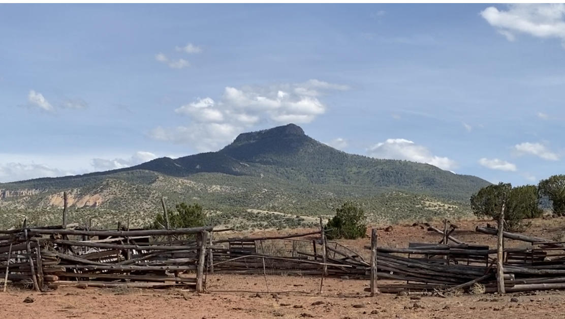 OFF NM 96 247.7 ACRES Property Photo - Abiquiu, NM real estate listing